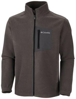 photo: Columbia Men's Hot Dots II Full Zip Jacket