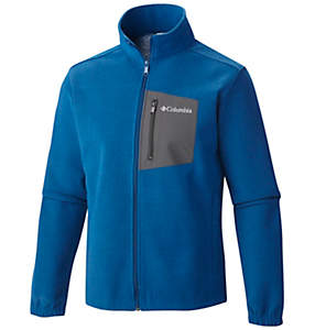 Men's Hot Dots™ II Full Zip Fleece Jacket - Big