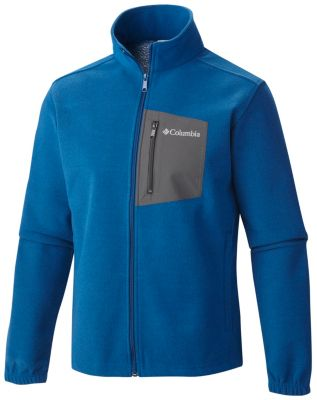 photo: Columbia Men's Hot Dots II Full Zip Jacket
