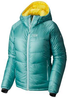 photo: Mountain Hardwear Women's Hooded Phantom Jacket
