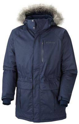 Columbia Alpine Escape Long Down Jacket