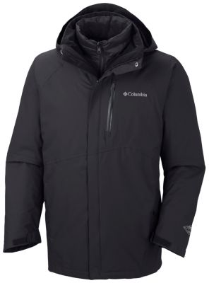 Men S Powderkeg Interchange Waterproof Down Jacket