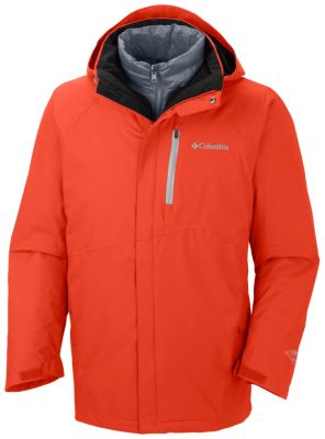 photo: Columbia Powderkeg Interchange Jacket