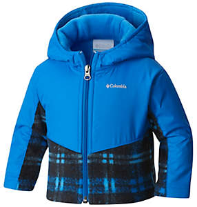 Steens Mountain™ Overlay Hoodie Jacket - Toddler