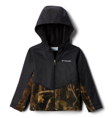 photo: Columbia Steens Mountain Overlay Hoodie