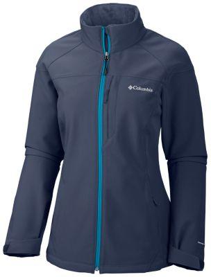 photo: Columbia Women's Prime Peak Softshell Jacket