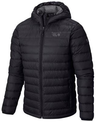 Men's Micro Ratio™ Hooded Down Jacket | MountainHardwear.com
