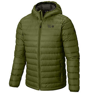 Men's Micro Ratio™ Hooded Down Jacket