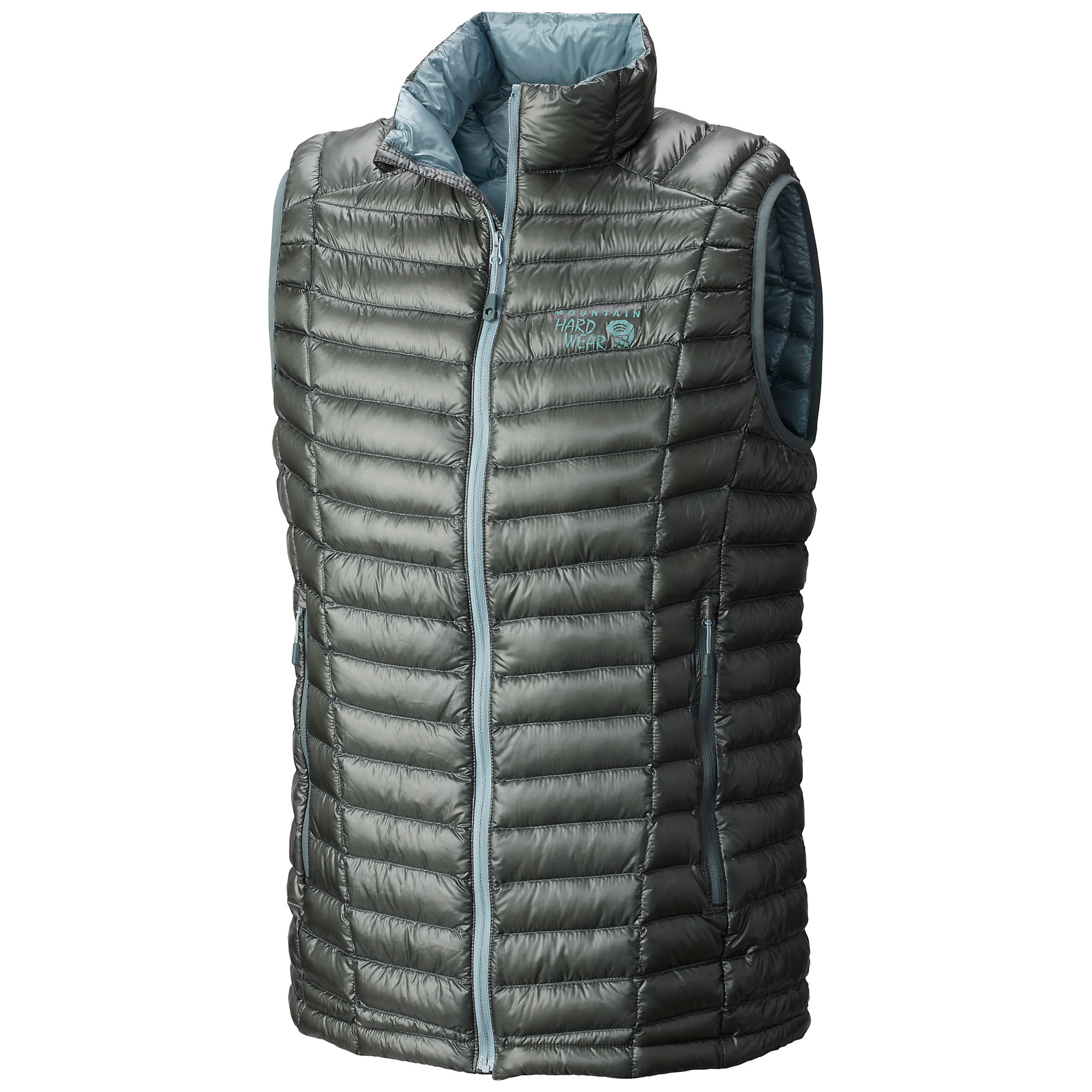 photo: Mountain Hardwear Men's Ghost Whisperer Down Vest