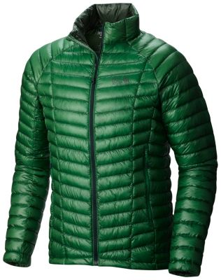 photo: Mountain Hardwear Men's Ghost Whisperer Down Jacket