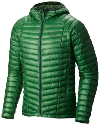 photo: Mountain Hardwear Men's Ghost Whisperer Hooded Down Jacket