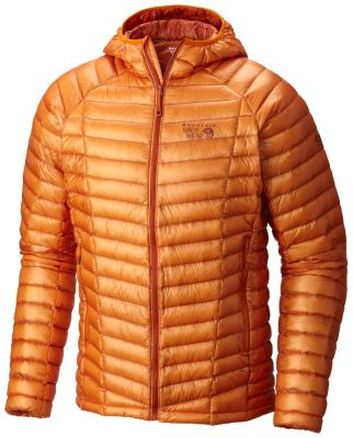 photo: Mountain Hardwear Ghost Whisperer Hooded Down Jacket down insulated jacket