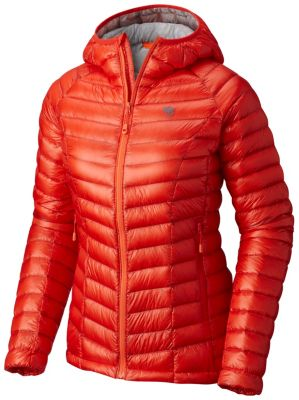 Women's Ghost Whisperer™ Down Hooded Jacket | MountainHardwear.com