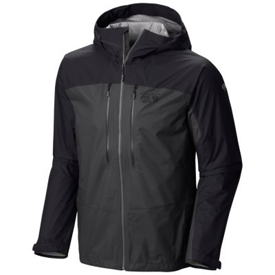 photo: Mountain Hardwear Alpen Plasmic Jacket