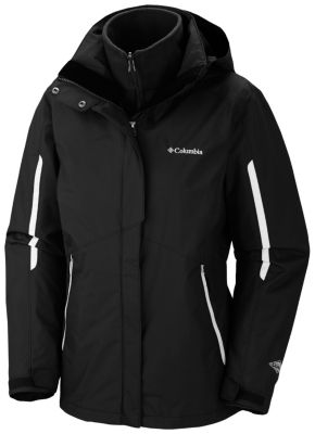 photo: Columbia Women's Bugaboo Interchange Jacket