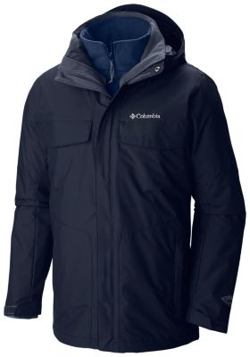 Men S Bugaboo Interchange Fleece Lined Winter Jacket