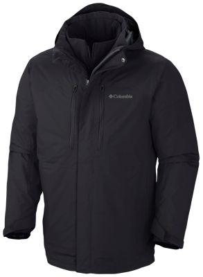 Columbia Summit Crest Interchange Jacket