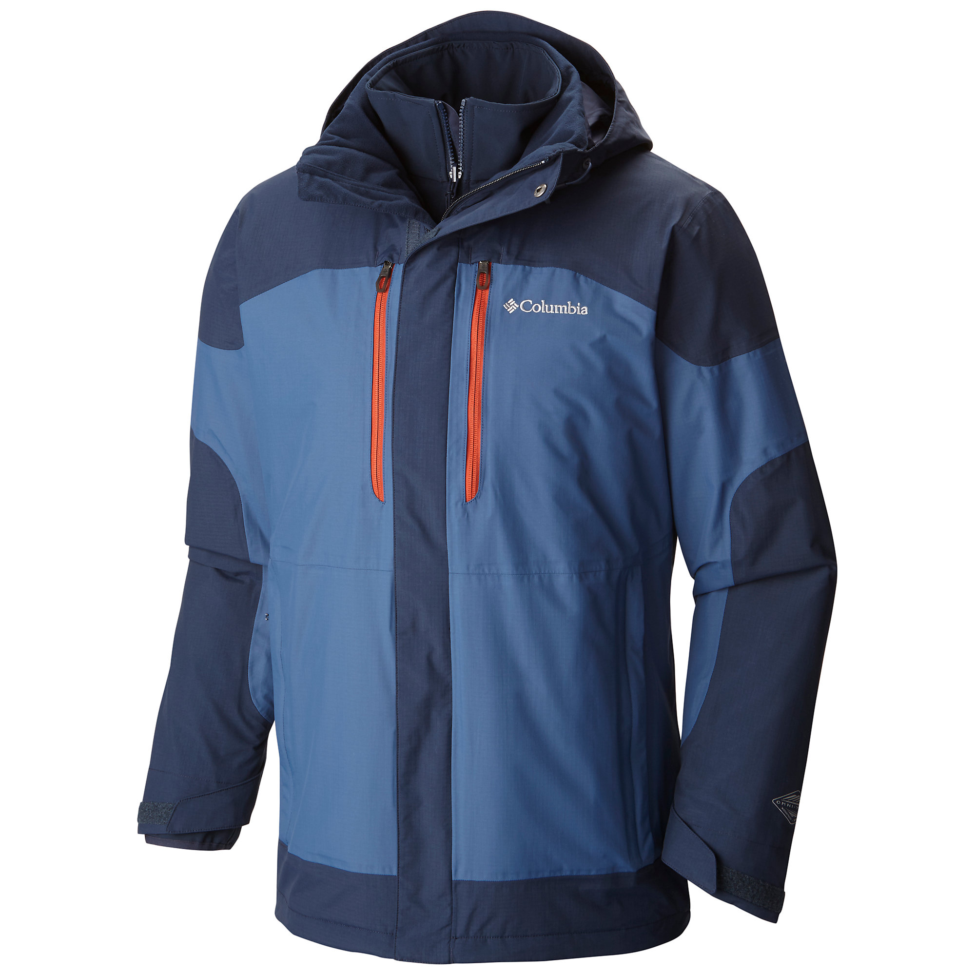Columbia Summit Crest Interchange Jacket