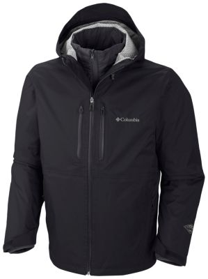 Columbia Northwest Traveler Interchange Jacket