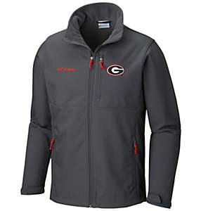 Men's Collegiate Ascender™ Softshell Jacket - Georgia