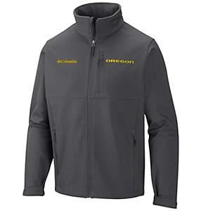Men's Collegiate Ascender™ Softshell Jacket - Oregon