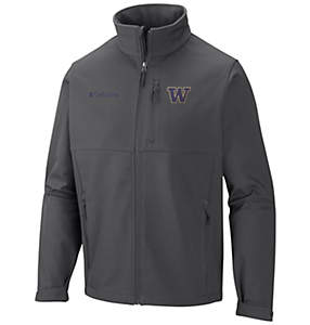 Men's Collegiate Ascender™ Softshell Jacket - Washington