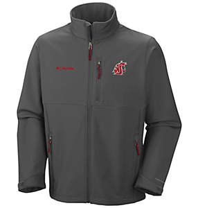 Men's Collegiate Ascender™ Softshell Jacket - Washington State