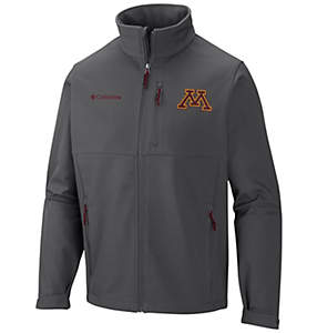 Men's Collegiate Ascender™ Softshell Jacket - Minnesota