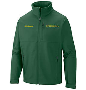 Men's Collegiate Ascender™ Softshell Jacket - Oregon