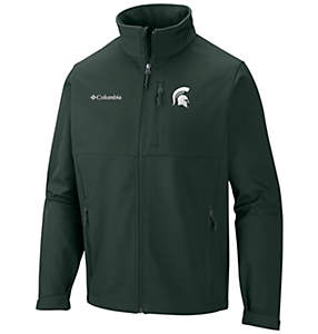 Men's Collegiate Ascender™ Softshell Jacket - Michigan State