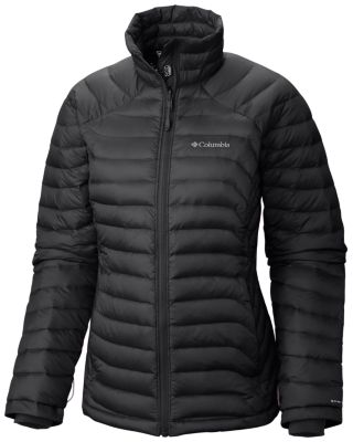 photo: Columbia Women's Powerfly Down Jacket