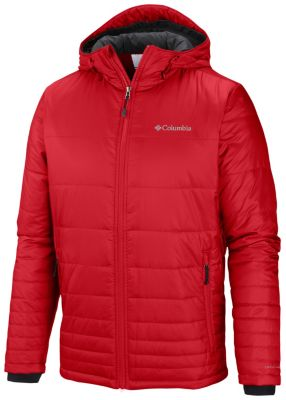 photo: Columbia Men's Go To Hooded Jacket