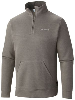 Men's Great Hart Mountain II Fleece Half Zip Sweatshirt | Columbia.com