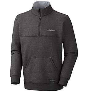 Men's Great Hart Mountain™ II Half Zip Pullover - Big