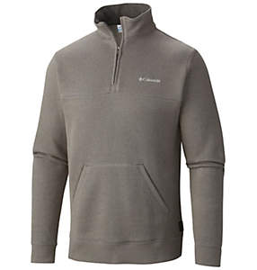 Men's Great Hart Mountain™ II Half Zip Pullover - Tall