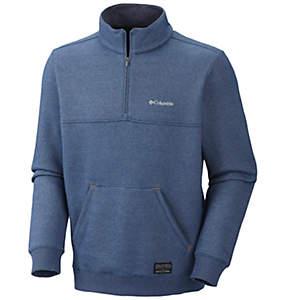 Men's Great Hart Mountain™ II Half Zip Pullover - Tall