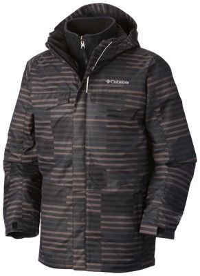Columbia Boys Bugaboo Interchange Jacket