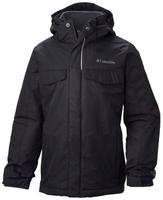 photo: Columbia Boys' Bugaboo Interchange Jacket