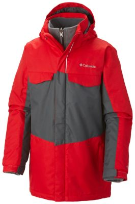Boys' Bugaboo Interchange Removable Liner Winter Jacket | Columbia.com