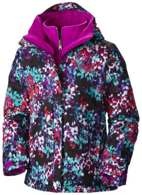 photo: Columbia Girls' Bugaboo Interchange Jacket