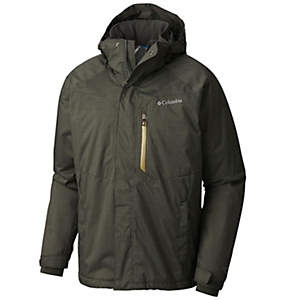 Down Insulated Jackets - Men's Winter Coats | Columbia Sportswear