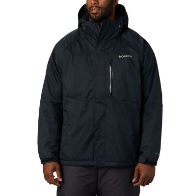photo: Columbia Men's Alpine Action Jacket