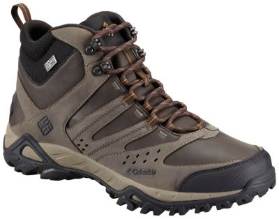 photo: Columbia Peakfreak XCRSN Mid Leather OutDry