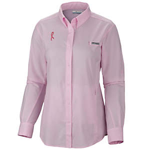 Women's Tested Tough In Pink™ Tamiami Long Sleeve Shirt