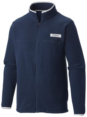 Columbia PFG Harborside Fleece Full Zip Jacket