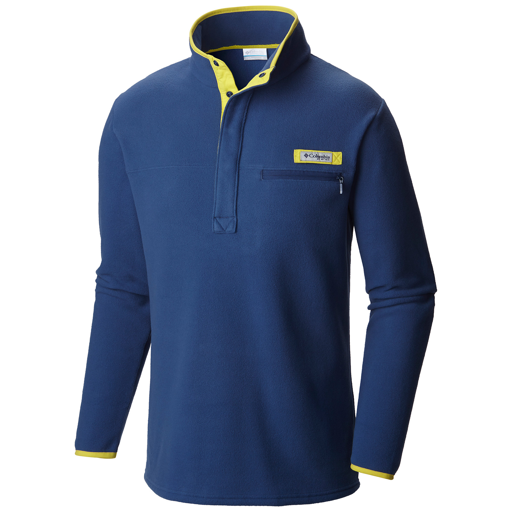 Columbia PFG Harborside Fleece Pullover