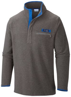 Men's Harborside Fleece Pullover Jacket - Tall | Columbia.com