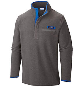 Men's PFG Harborside™ Fleece Pullover Jacket - Tall