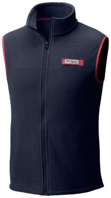 photo: Columbia Men's PFG Harborside Fleece Vest