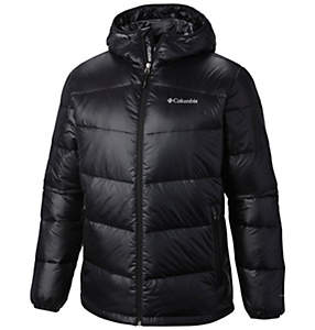 Men's Gold 650 TurboDown™ Hooded Down Jacket